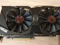 Видеокарта asus GeForce GTX 970 strix OC — Товары для компьютера в Новосибирске
