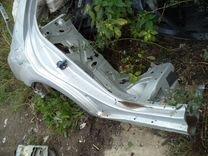 Крыло заднее Mercedes W221