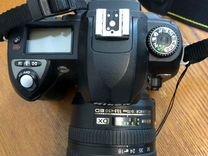 Nikon D70 — Фототехника в Москве