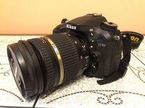 Фотоаппарат Nikon D7100