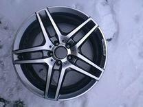 Диски R 18 Mercedes A207 AMG