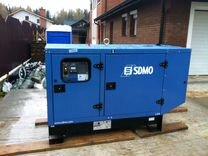 Дизельный генератор 12-600 кВт б-у с резерва банко
