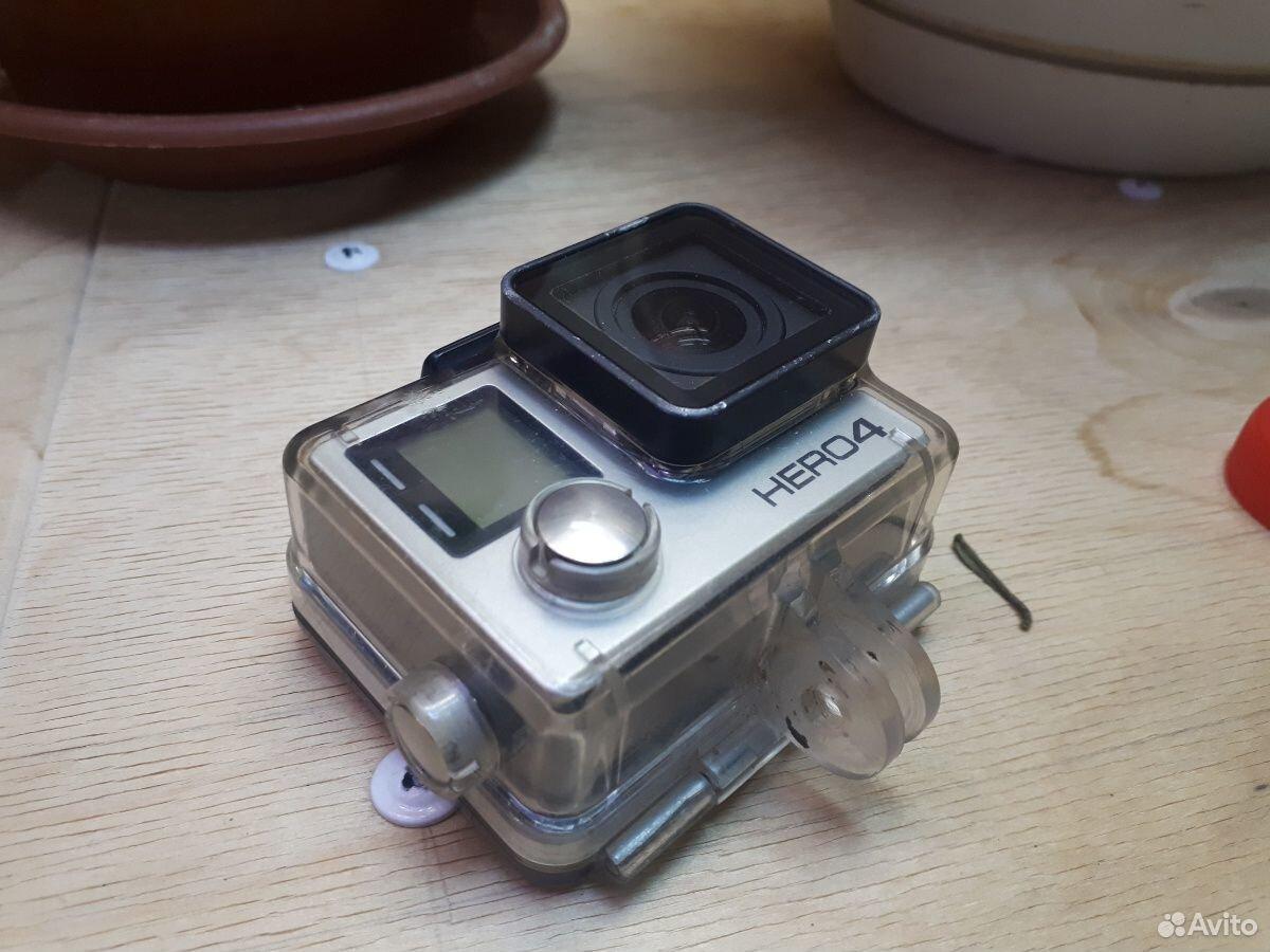 Камера GoPro Hero 4 black  89134904767 купить 4