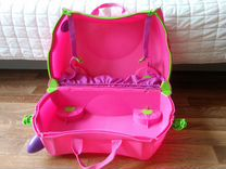 Детский чемодан Trunki