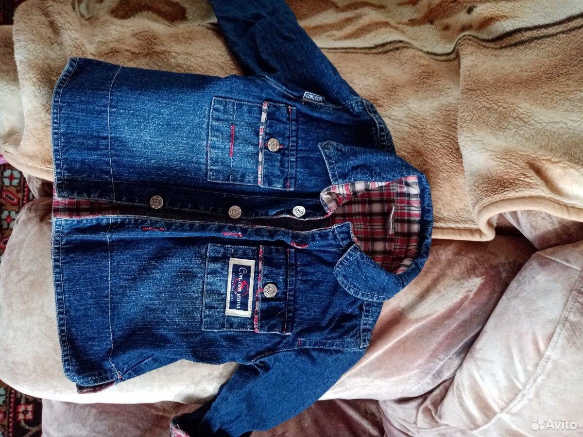 Джинсовая рубашка  89203579211 купить 1