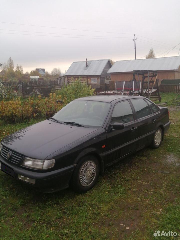 Volkswagen Passat, 1994  89095995037 купить 1