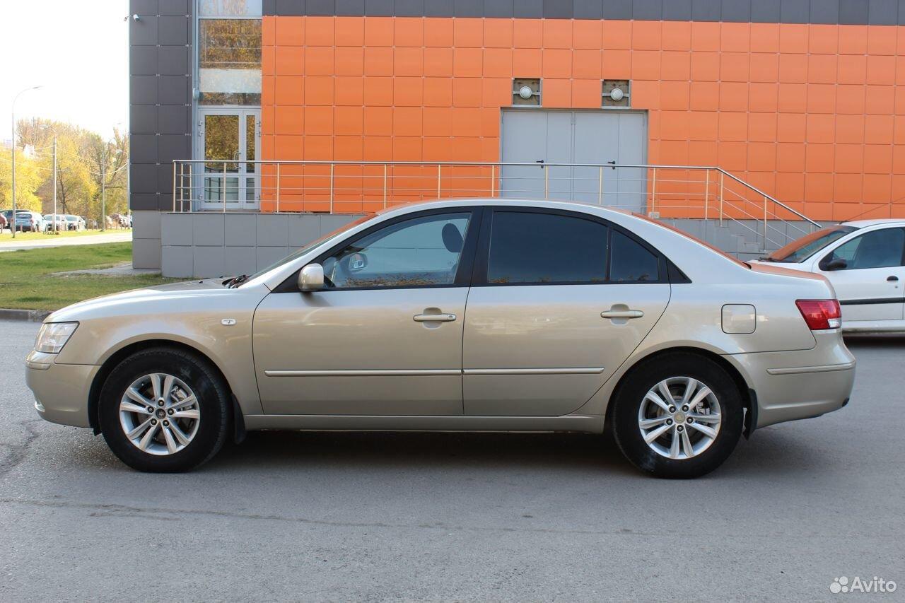 Hyundai Sonata, 2008  89195434917 купить 3