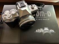 Olympus OM-D E-M10 Mark III PancakeZoom Kit 14-42 — Бытовая электроника в Обнинске