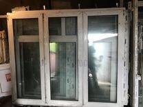 Окно пвх 175(в) х210(ш)
