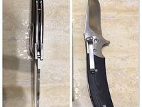 Нож Резервист с тактическим подсумком