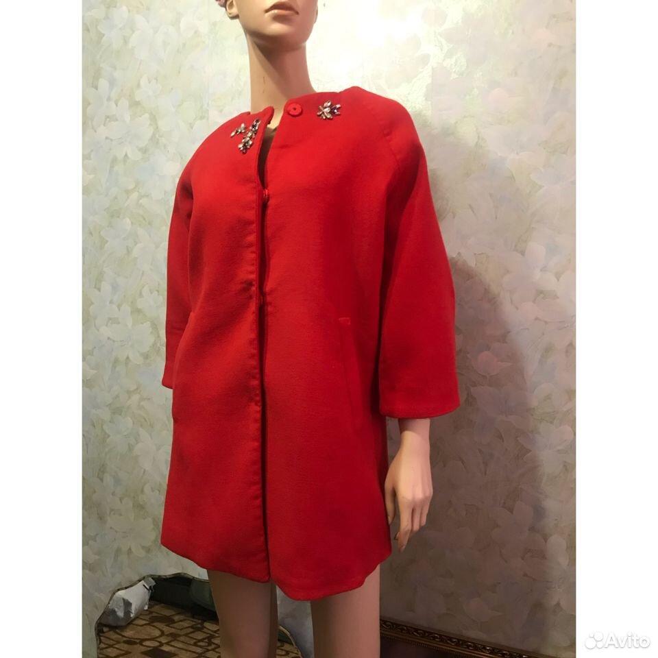 Пальто осенние новые  89004430340 купить 4