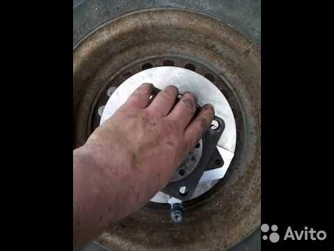 транспортер т3 дисковые тормоза